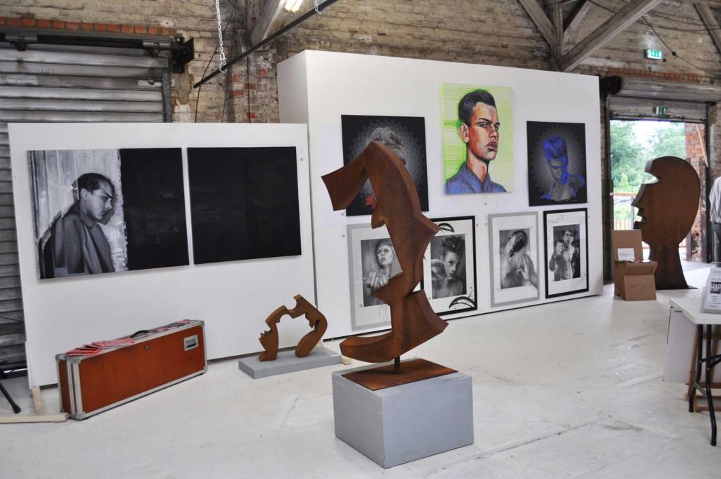 Umschlagplatz Coburg 2016 - Kunstmesse