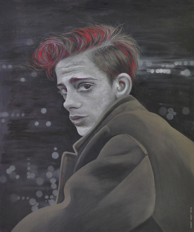 Kunst, Malerei, Ölmalerei, Ölgemälde von Mario Wolf aus Coburg