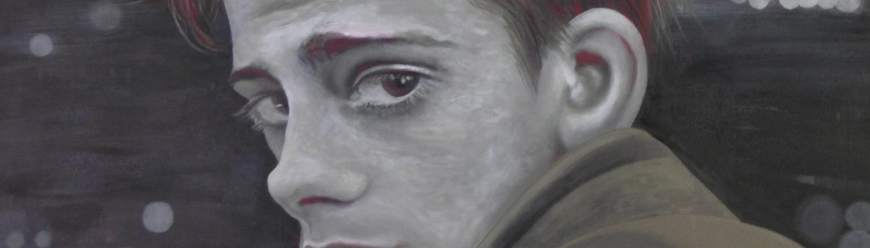 Kunst - abtrünnig - Ölmalerei Malerei - Mario Wolf