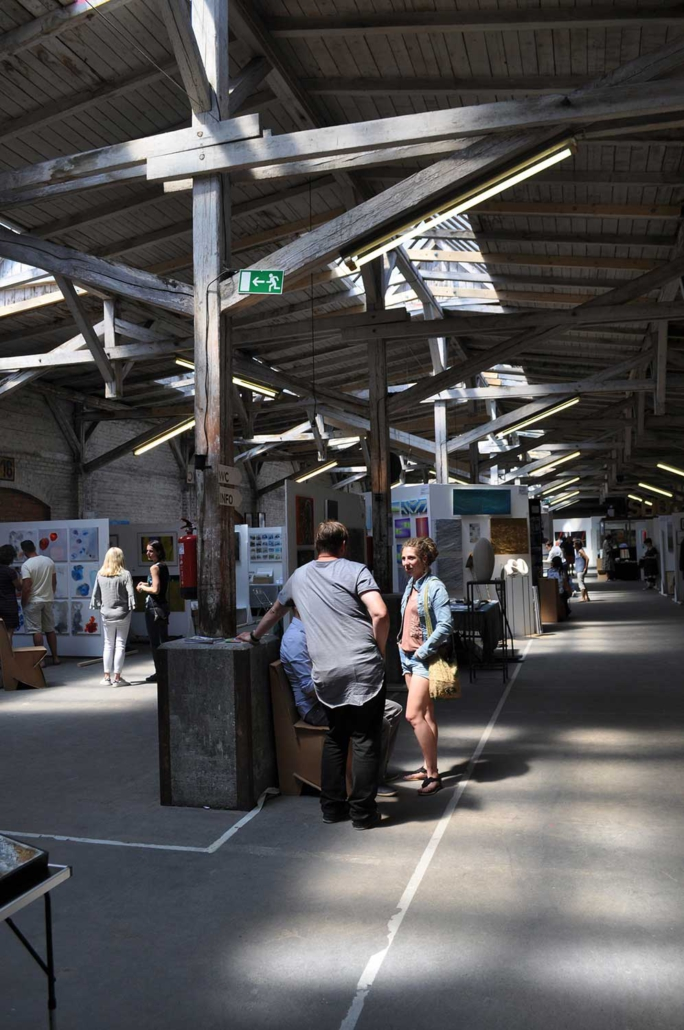 Umschlagplatz Coburg 2017 - Kunstmesse