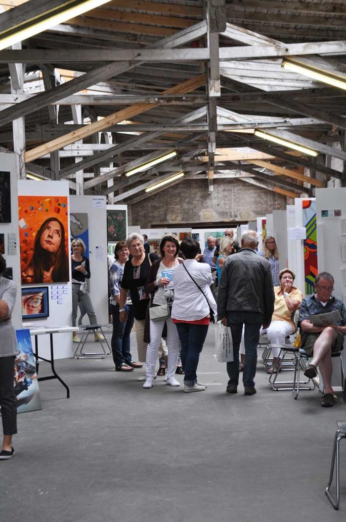 Umschlagplatz Coburg 2018 - Kunstmesse