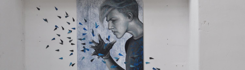 Ausstellung - Mario Wolf - Umschlagplatz Coburg Kunstmesse 2018