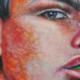 Kunst - Giftspritzer - Öl auf Leinwand - Malerei, Mario Wolf