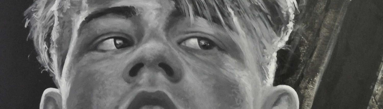 Kunst - Irrlicht - Gemälde, Öl auf Leinwand - Kunstwerk