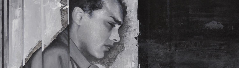 Novemberkind - Kunst, Malerei, Bild, Ölgemälde, Herschel Grynszpan