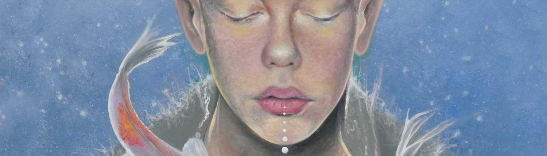 dürstend - Gemälde vom Künstler Mario Wolf