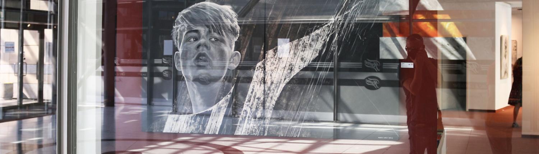 Einzelausstellung 2020 - Galerie CCS Suhl - Mario Wolf Blickwinkel